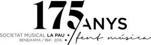 Societat Musical La Pau - 175 anys