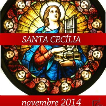 Santa Cecília 2014