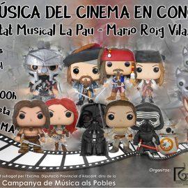 La música del cinema en concert