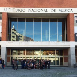 Auditori Nacional a Madrid