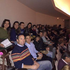 Escoltant l'Orquesta Nacional d'Espanya - Madrid