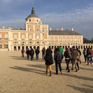 Palau Reial a Aranjuez