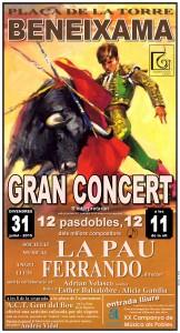 SM La Pau - estiu 2015 - PD taurins