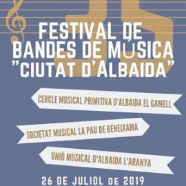 35 Festival de Bandes de música «Ciutat d'Albaida»
