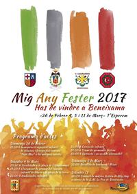 Concert de Mig Any Fester 2017