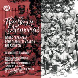 """Presentació disc """"Huellas y Memorias"""", amb Pedro Rubio Olivares"""