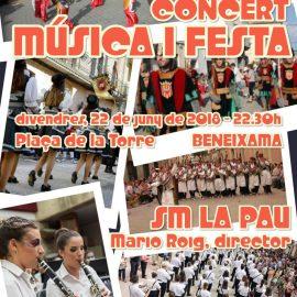 Concert Música i Festa