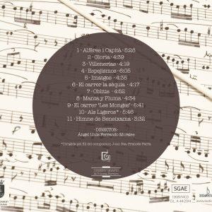 Trasera CD