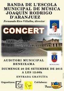 Concert Banda Aranjuez