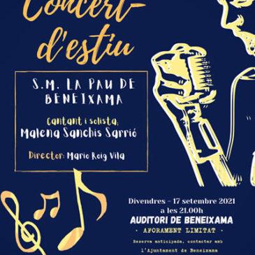 Concert d'estiu 2021