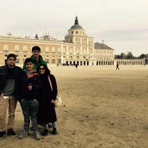Palau Reial - Aranjuez
