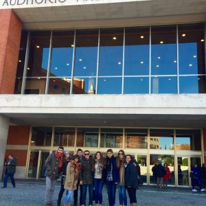 Auditori Nacional de Música - Madrid