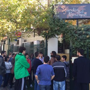Restaurant Jardín del Príncipe - Aranjuez