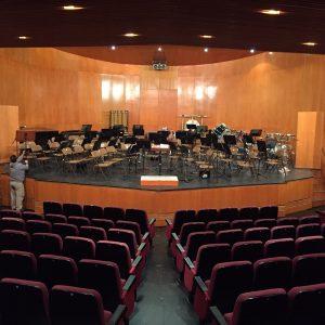 Auditori Joaquin Rodrigo - Aranjuez