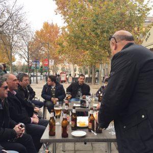 Cervesseta a Aranjuez
