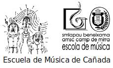 CONVIVÈNCIA MUSICAL: ESCOLES DE MÚSICA DE CANYADA, CAMP DE MIRRA I BENEIXAMA, CELEBRANT EL DIA DE LA MÚSICA VALENCIANA