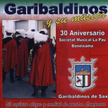 Garibaldinos y su música